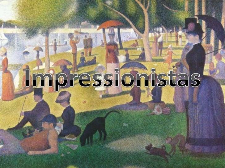 Impressionistas<br />