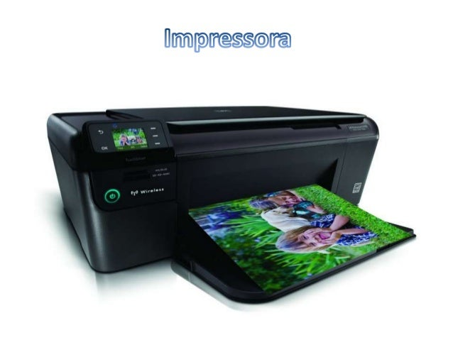 O que é impressora?  • impressora ou dispositivo de impressão é  um periférico que, quando conectado a  um computador ou a...