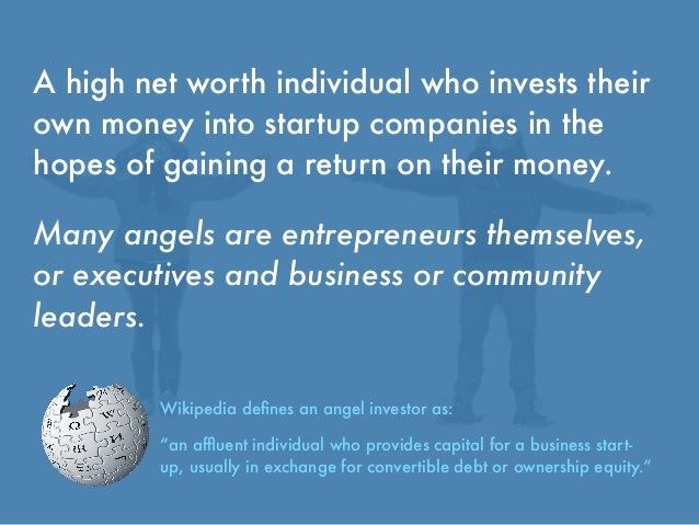 """Impress the Angels: How to Make It Into """"Startup Heaven"""" Slide 3"""
