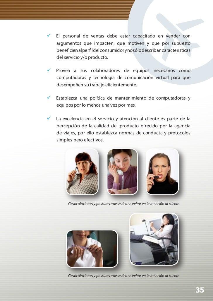 Manual de Calidad Turística para Agencias de Viajes y Turismo                                                      Segunda...