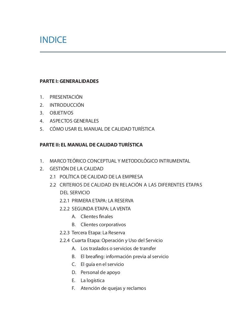 INDICEPARTE I: GENERALIDADES1.   PRESENTACIÓN2.   INTRODUCCIÓN3.   OBJETIVOS4.   ASPECTOS GENERALES5.   CÓMO USAR EL MANUA...