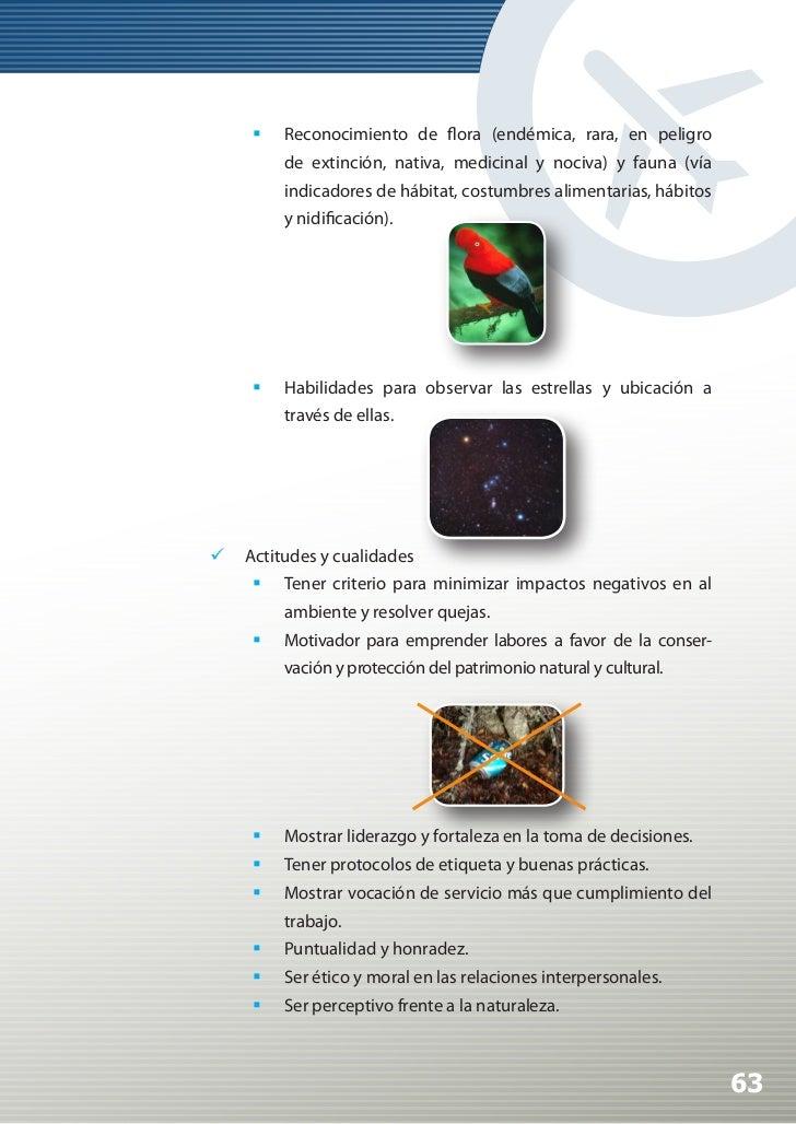 Manual de Calidad Turística para Agencias de Viajes y Turismo                D. PERSONAL DE APOYO                No podemo...