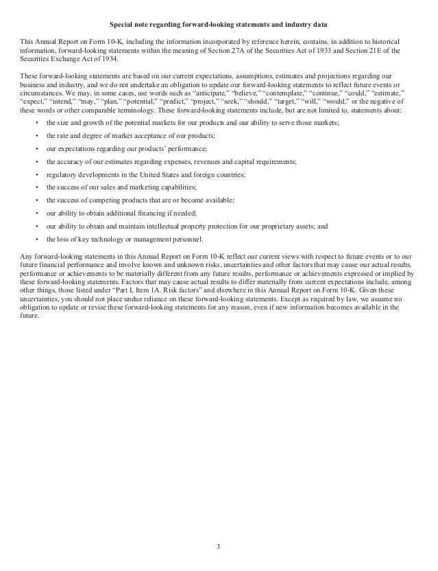 Imprivata 2015 Annual Report