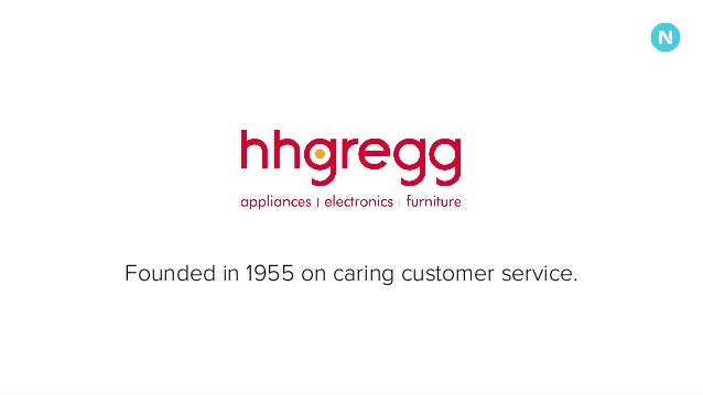 Improve CX For Conversion Lift - How hhgregg Does It