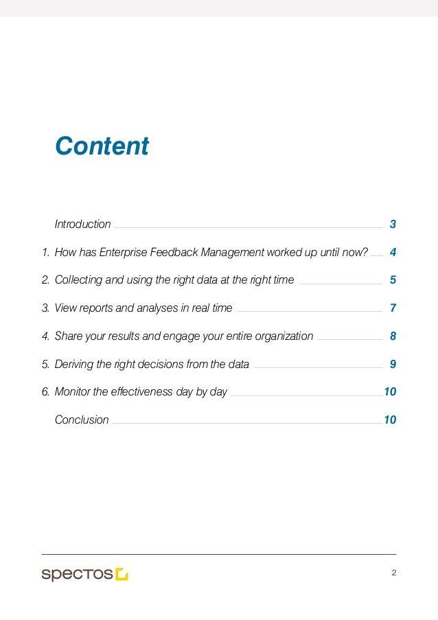 Improve Service Quality Through Enterprise Feedback Management Slide 2