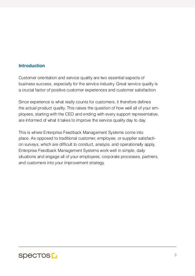 Improve Service Quality Through Enterprise Feedback Management Slide 3