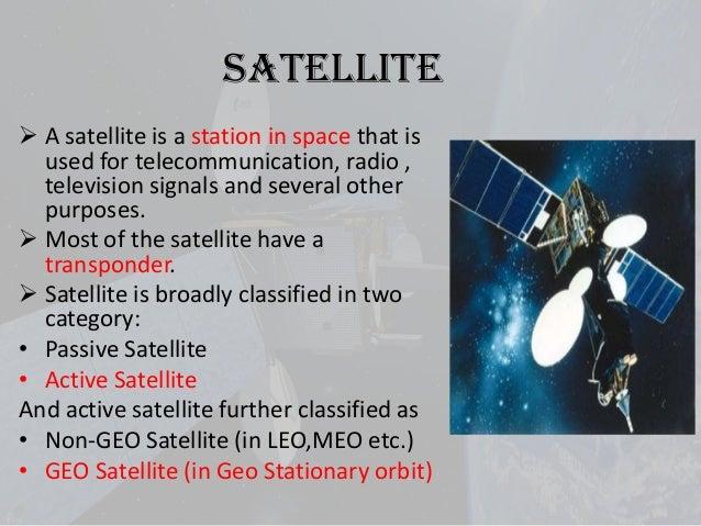 Small Satellite Ppt By Ashish Kr Singh