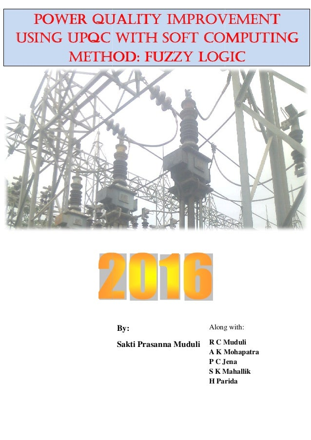 thesis on power quality improvement using upqc