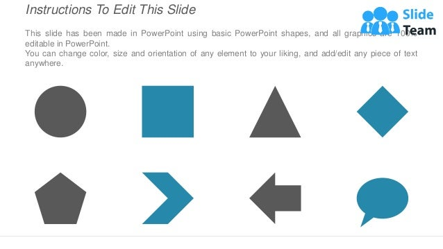 Instructions To Edit This Slide This slide has been made in PowerPoint using basic PowerPoint shapes, and all graphics are...