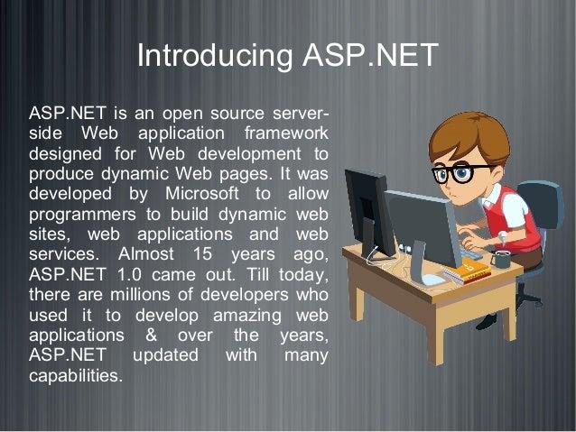 Introducing Improvements of ASP.NET 5.0 Slide 2