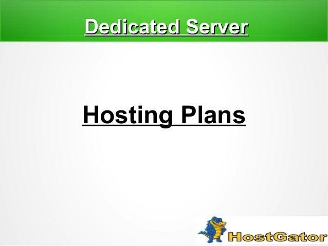 Improve Online Business Performance By Dedicated Server Slide 3