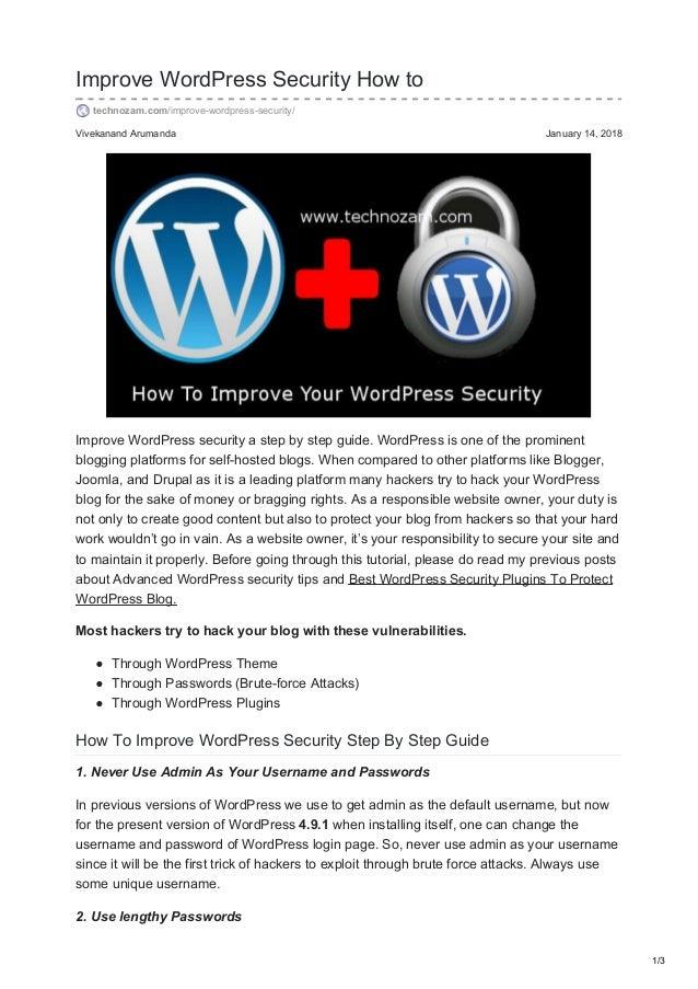 hack wordpress admin password 2018