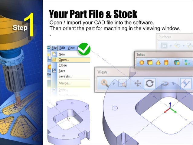Improve Workflow with CAD/CAM Software Slide 2