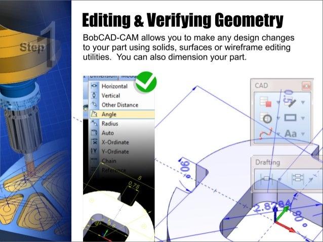 Improve Workflow with CAD/CAM Software Slide 3