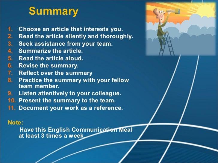 improve english communication skills pdf