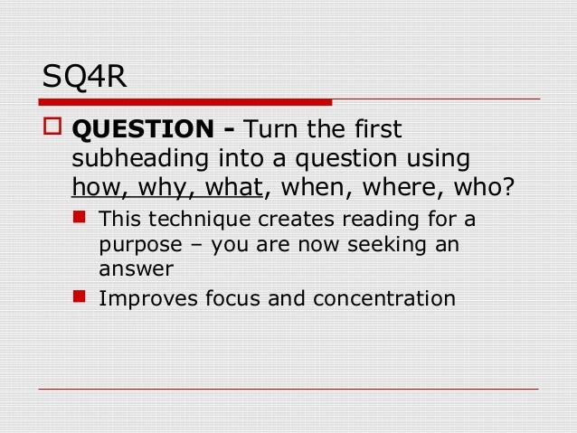 Improve your reading rate and comprehension (1)