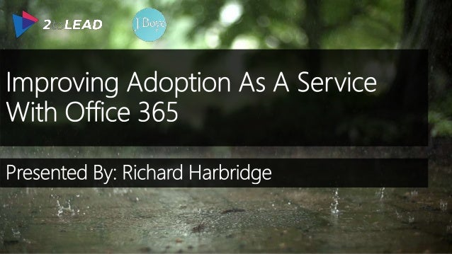 RICHARD HARBRIDGE My twitter handle is @RHarbridge, blog is http://RHarbridge.com, and I work at SPEAKER | AUTHOR | SUPER ...