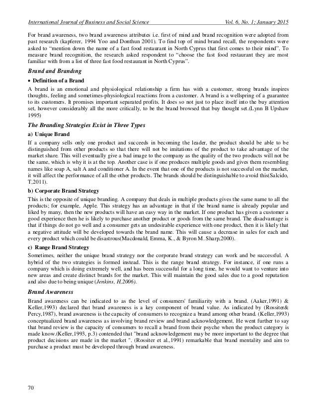 BRAND AWARENESS JOURNAL EBOOK DOWNLOAD