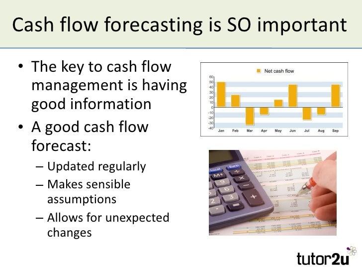 Limitations of cash flow forecast statement essay