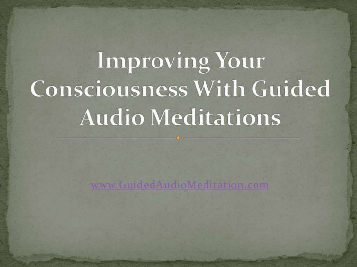 www.GuidedAudioMeditation.com