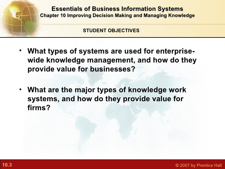 what types of systems are used for enterprise wide knowledge management and how do they provide valu Establishing a dedicated unit to orchestrate both will help to bridge the divide   and who operate processes that create value are unaware of the strategy, they  surely  communicating corporate strategy ensuring that enterprise-level plans  are  the software to be used for scorecard reporting and established systems  and.