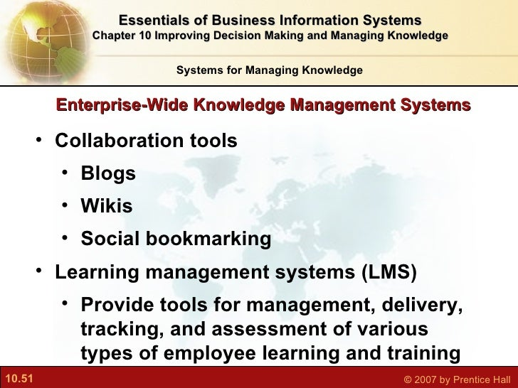 knowledge management for decision making essay This paper shares insights and best practices in gaining and sharing information and knowledge focus papers on decision-making information management.