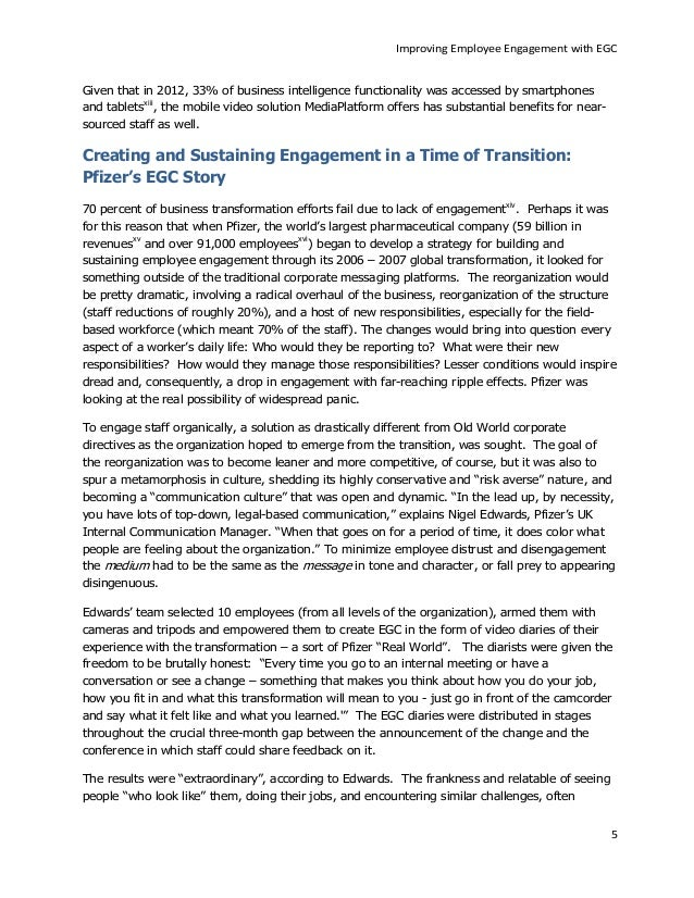 how to improve employee engagement pdf