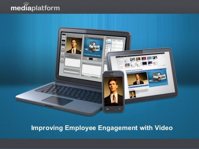 Improving Employee Engagement with Video