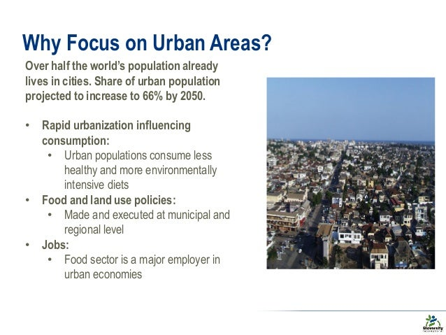 effects of urbanization on the environment