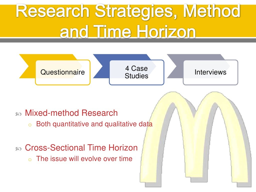 case study mcdo Mcdonalds case study introduction mcdonalds is a large fast food chain with a global presence, operating in 118 countries many of its outlets are run on a franchise basis which is tightly controlled for consistency of experience it is this consistency that has helped contribute to mcdonalds' success.
