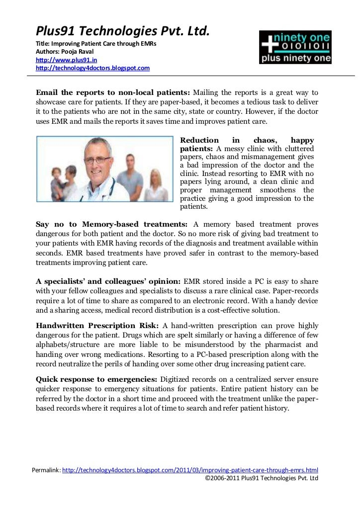 improved care for patients with quick Ed improved hospital efficiency with a new process, the rapid medical  evaluation (rme), to reduce door-to-provider time  us acute care solutions  logo  with rme, level 3 patients typically have diagnostic work-up ordered ( ie, lab,.