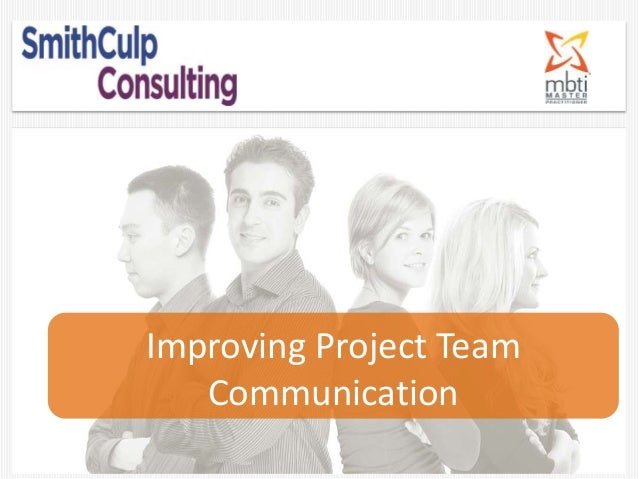 Improving Project Team Communication