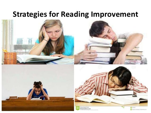 improving reading skills Skills of students by developing a campus-wide culture of reading   unanimously voted to focus specifically on improving reading skills.
