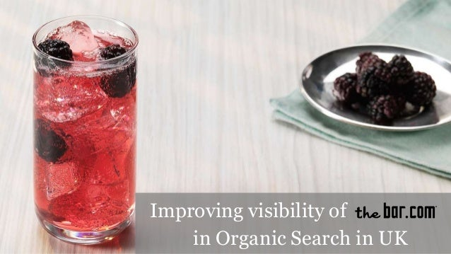 Improving visibility of in Organic Search in UK