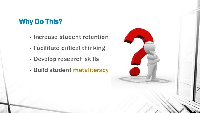 Improving Student Success by Integrating Research Tools ...