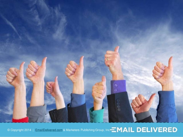 Improving your Affiliate Email Promotions Slide 2