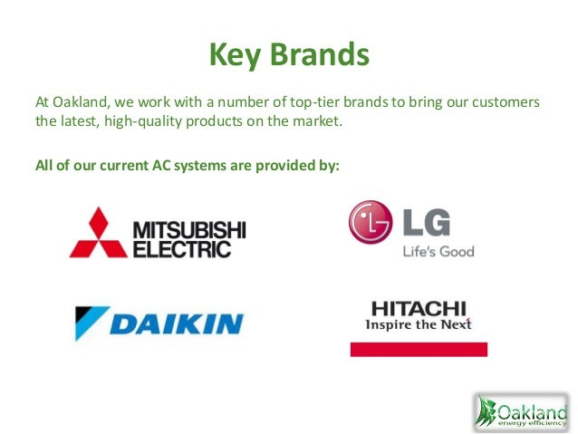 Key Brands At Oakland, we work with a number of top-tier brands to bring our customers the latest, high-quality products o...