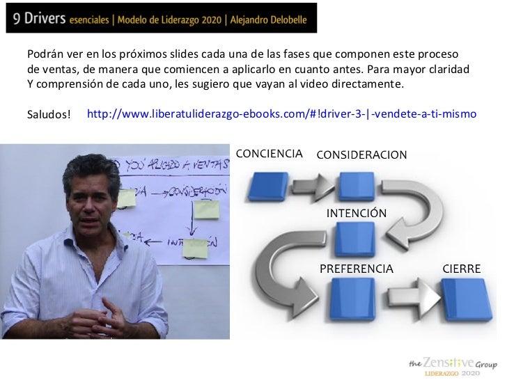 Podrán ver en los próximos slides cada una de las fases que componen este procesode ventas, de manera que comiencen a apli...