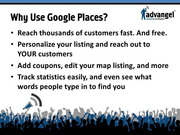10 Local Search / Google Places Strategies Slide 2