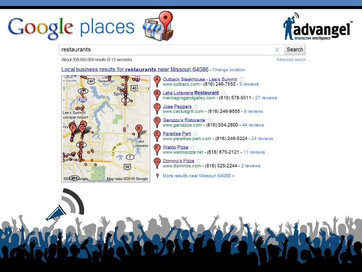 10 Local Search / Google Places Strategies Slide 3