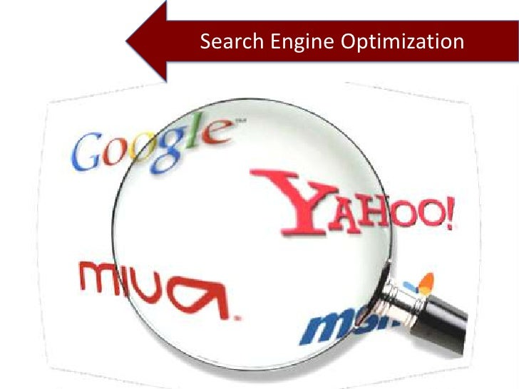 Search Engine Optimization slideshare - 웹