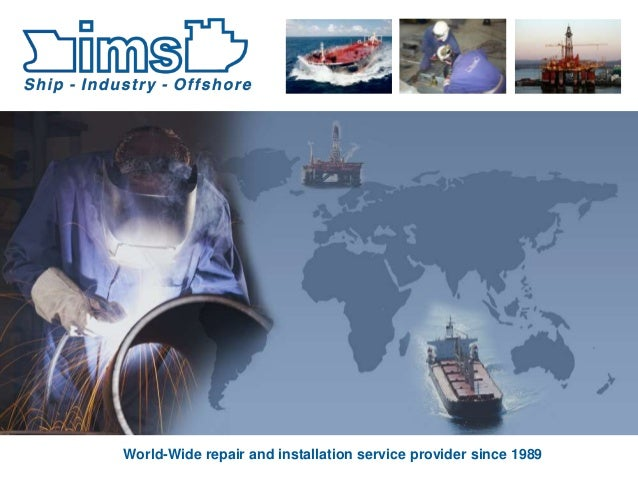 World-Wide repair and installation service provider since 1989