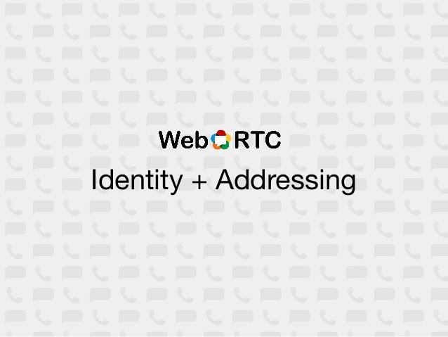 Anonymous Identity   Web Identity   Telco Identity