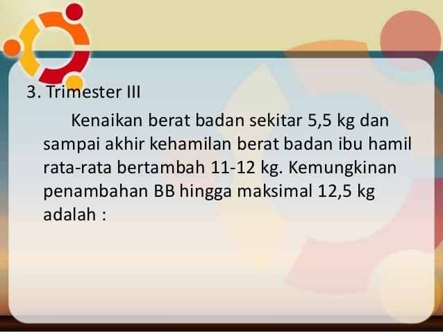 Berat Badan Normal Usia 6 Bulan
