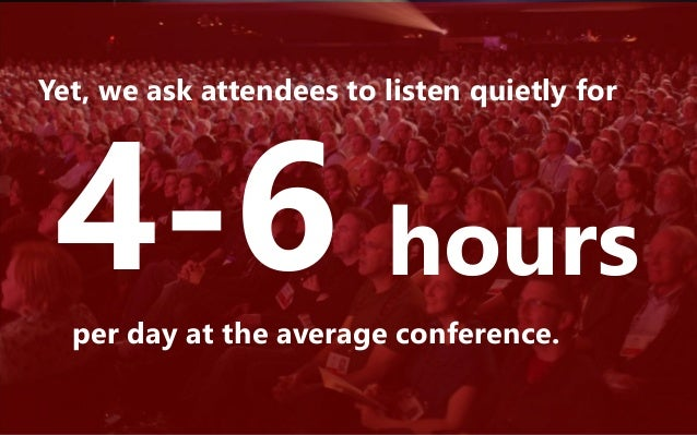 How to Succeed At Audience Engagement Slide 3