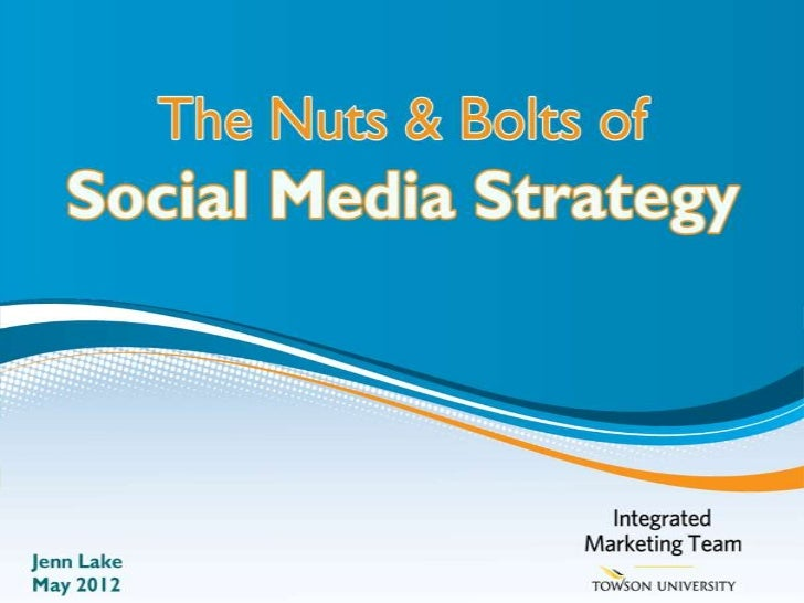 Why Should You Have a           Social Media Strategy? Accountability Return on Investment FYI: 526 million daily activ...