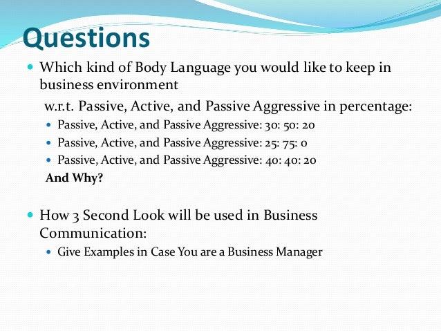 Case study business communication