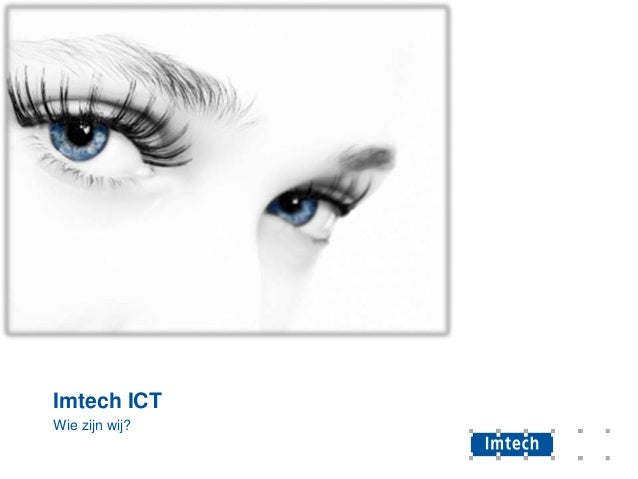 Imtech ICTWie zijn wij?
