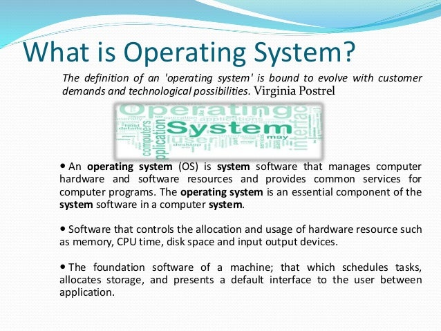 intro to operating system Input-output hardware, interrupt handling, properties of magnetic tapes, discs and drums, associative memories and virtual address translation techniques.