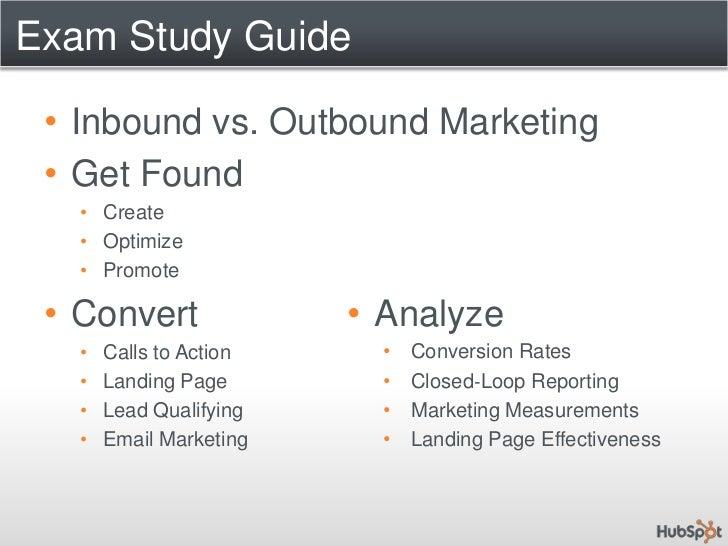 #11 IMU: Inbound Marketing Review Slide 3